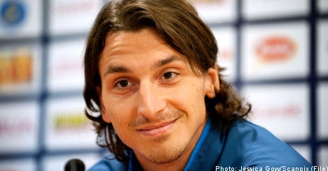 Zlatan to sit out friendly against Germany