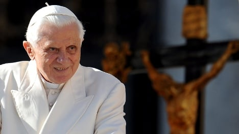 Pope Benedict to visit Germany in 2011