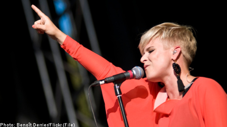 Robyn: leading a new generation of pop