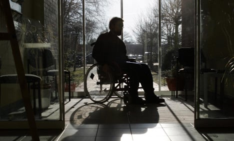 Germany's disabled live in a separate world, official says