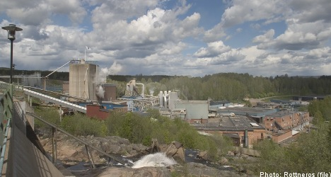 Pricey power threatens Swedish industry: CEO