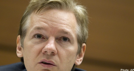 Lawyers connect Interpol alert to WikiLeaks anger