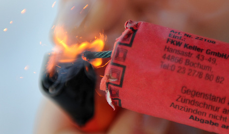 37-year-old loses hand to firecracker