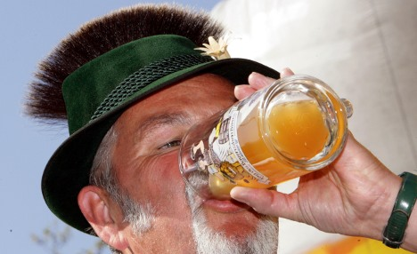 Biofuels give German brewers a hangover