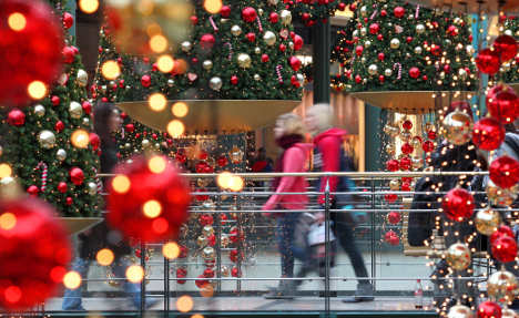 Retailers expect booming Christmas trade