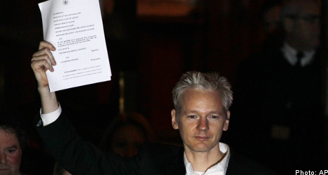 Extradition part of 'smear campaign': Assange