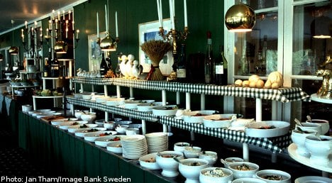 Dissecting the delights of the Swedish Christmas smorgasbord