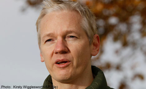 Assange: transparency is 'not for individuals'