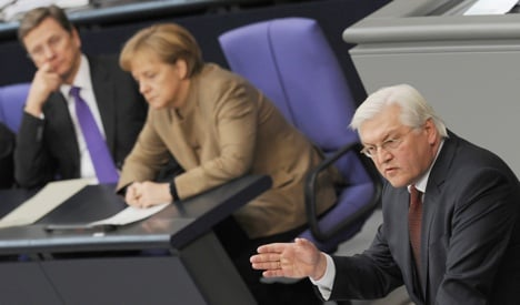 SPD calls for 2011 Afghanistan withdrawal