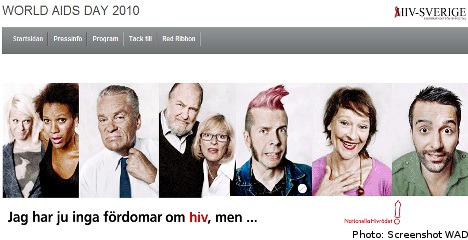 Swedish law behind rise in HIV cases: experts
