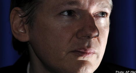 Charges against Assange 'not political': prosecutor