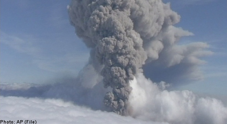 Swedish agency rules on first Icelandic ash cloud claims