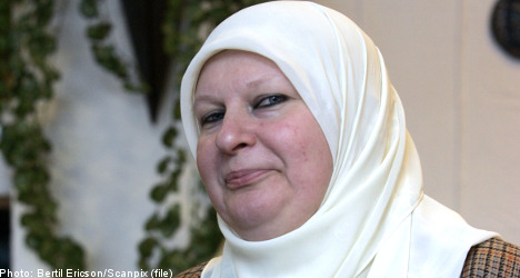 Swedish Muslim Council renews support for leader