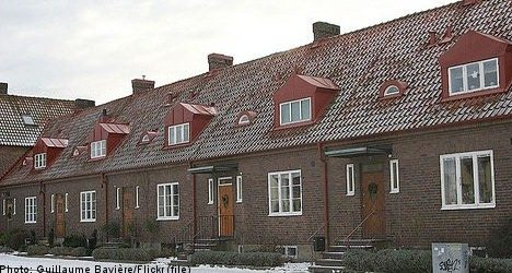 Housing costs cause Swedish inflation spike