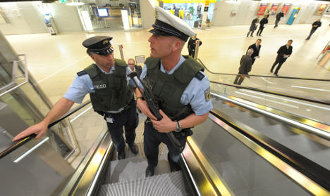 No end to terror alert in sight, minister says