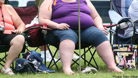 Centre Party councillor seeks obesity tax