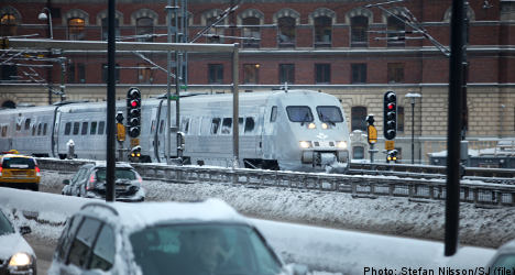 Gambling firm takes bets on Swedish train delays