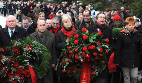Left remembers Luxemburg and Liebknecht amid communism row