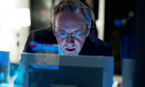 Spacey thriller vies for Berlinale honours