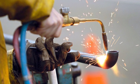 Metal and electrical industries expect 50,000 new jobs in 2011