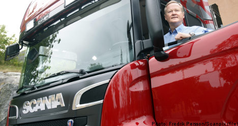 Scania and Volvo in EU competition probe