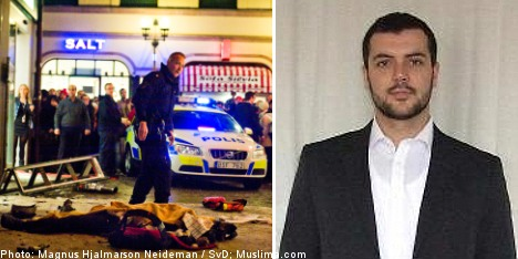 Stockholm bomber trained in Iraq: official