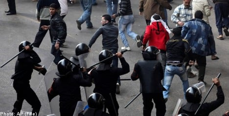 Swedish tourist: police in Egypt tortured me