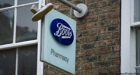 UK pharmacy Boots set to open in Sweden