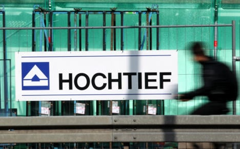 Spain's ACS grabs crucial Hochtief stake
