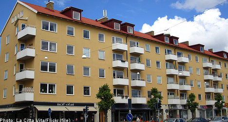 Fewer Swedes believe in rising home prices: SEB