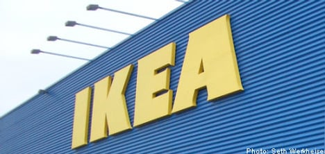 Ikea reports profit boost for 2010
