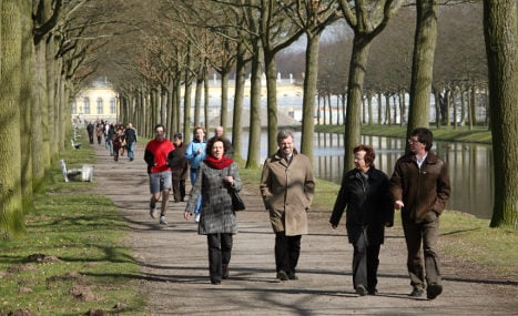 Mild weather expected to last most of the week