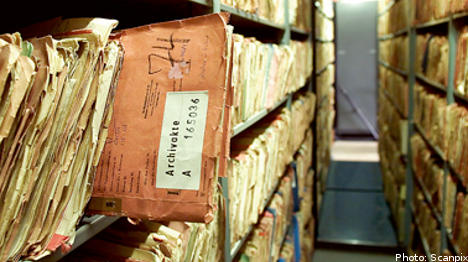 Sweden Democrats: open the Stasi archive