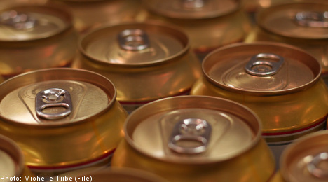 Swedes drink less alcohol: study