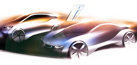 BMW launches electric and hybrid brand
