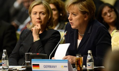 Egypt and Mideast top Munich conference