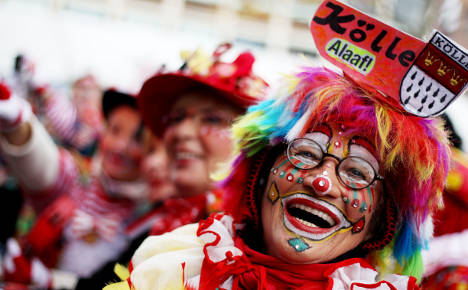 Cologne residents weary of Karneval craziness
