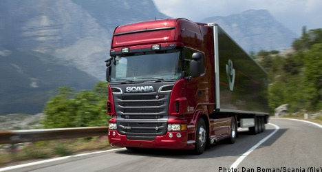 Scania MAN merger on hold