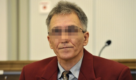 'German Fritzl' put on trial for incest