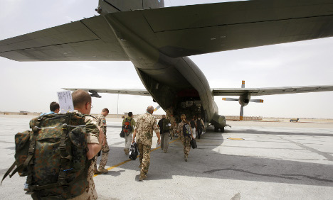 Germans and Brits stage covert rescue in Libya