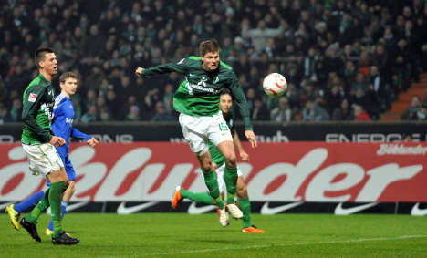 Bayern Munich gives up title hopes as Leverkusen draws with Bremen