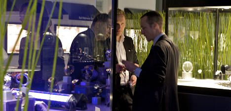 Watchmakers upbeat at Basel luxury fair