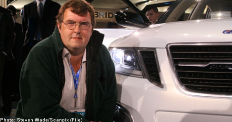 Saab Automobile hires Aussie blogger who 'saved' the company