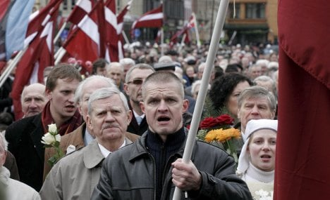 Latvian court allows march honouring Waffen SS forces
