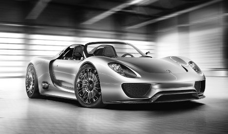 918 Spyder supercar to be Porsche's most expensive model ever