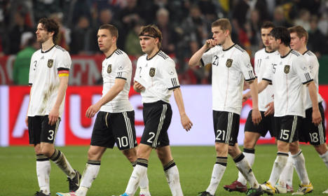 Australia stuns young Germany line-up in friendly