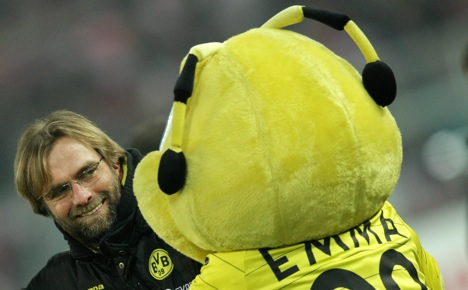 Dortmund stretch lead at the top