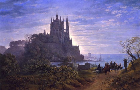 Old National Gallery celebrates 150 years with Romantics