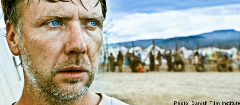 Unicef reviews Persbrandt role after cocaine bust