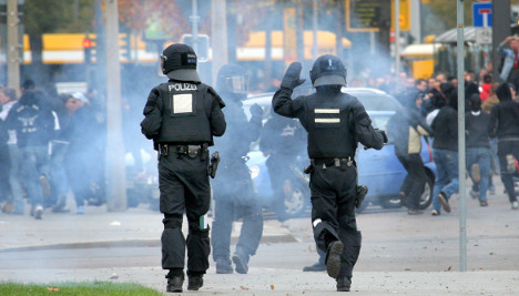Hooliganism on the rise, police say